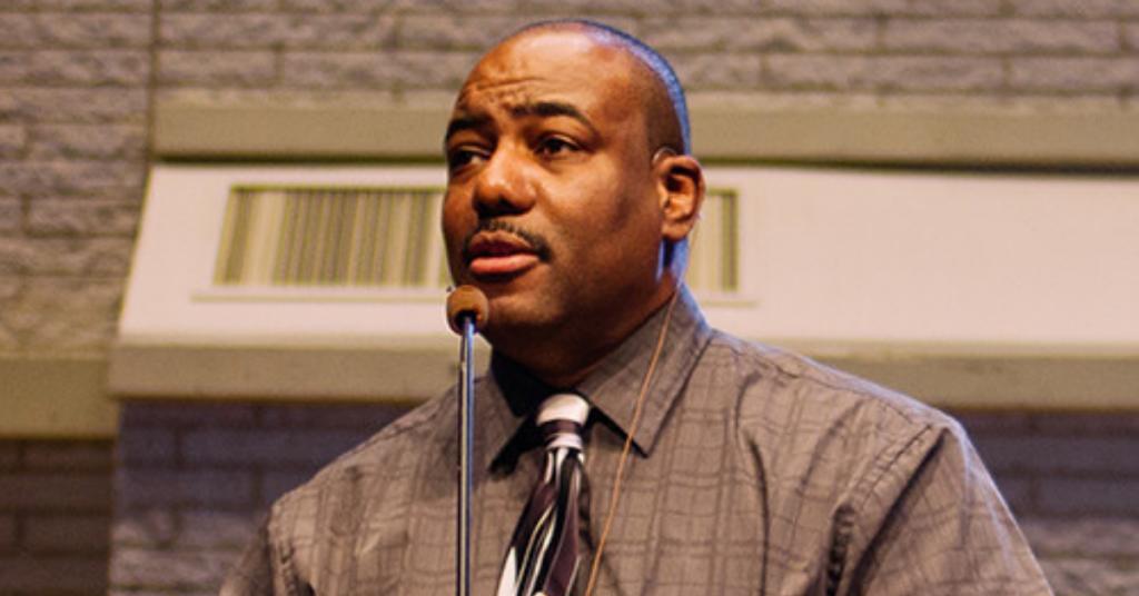 Lance Lewis speaking